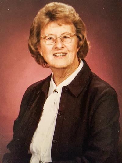 """Ethelyn Mae """"Carr"""" Calkins - Obituary"""