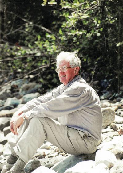 Eric Charlton - Obituary