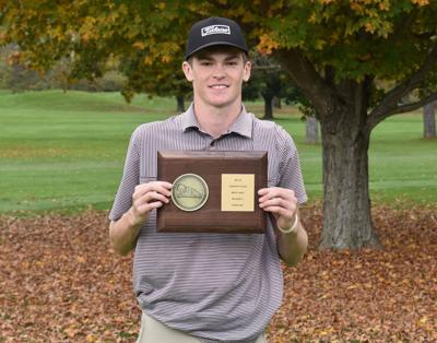 North Country's Giroux Captures Second Straight Golf Crown