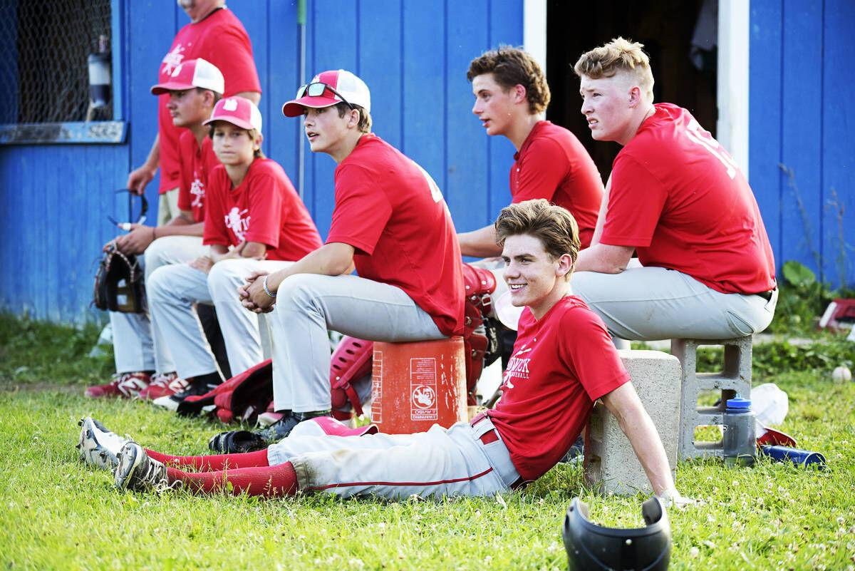 Playing With Purpose: Baseball Relieves Rooney Through Broken Back, Shattered Heart
