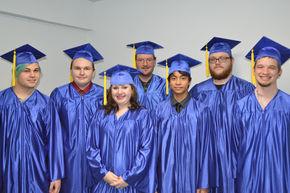 Graduates Celebrate At NEKLS