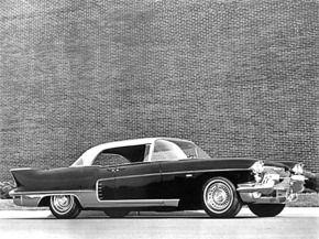Cody's Car Talk: The '57-'58 Cadillac Eldorado Brougham