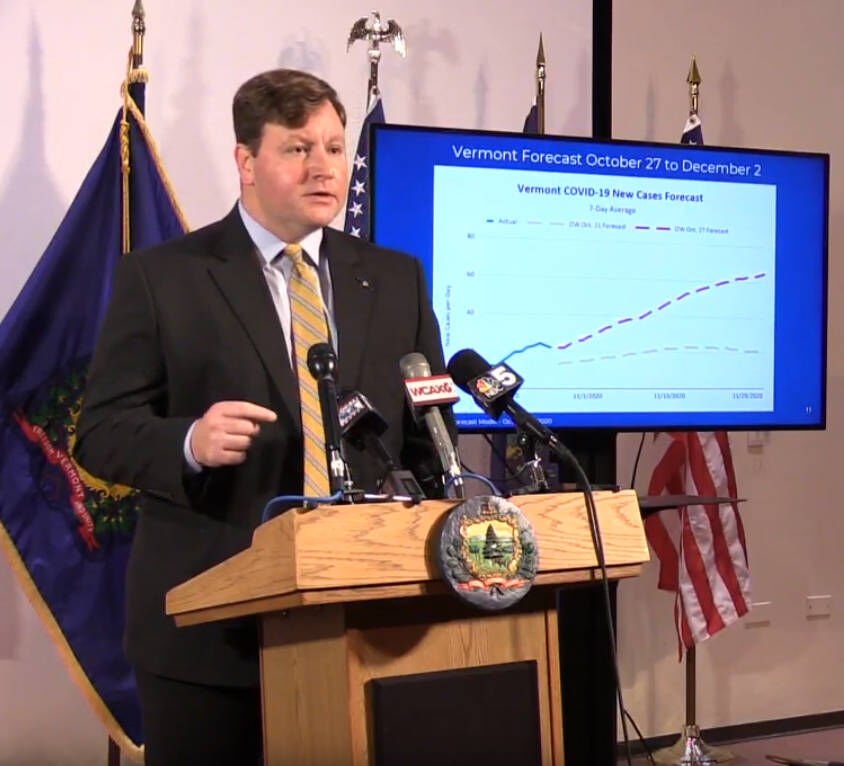 State Projections Paint Potentially Troubling Fall