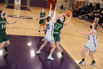 N.H. Girls Hoops Playoff Roundup: Defending Champ Colebrook Survives Scare In Groveton