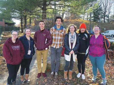 LI Students Tour Plymouth State University