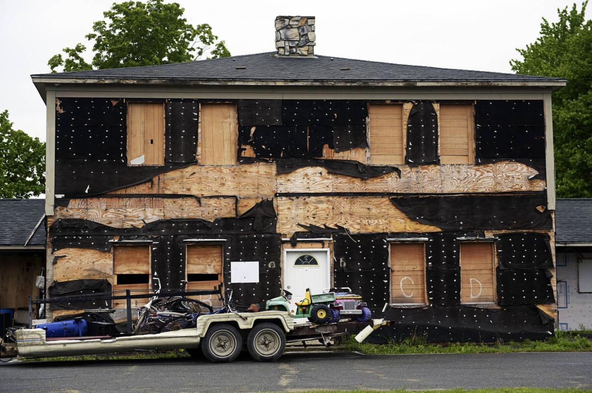 Lyndon Cracks Down On Blighted Properties
