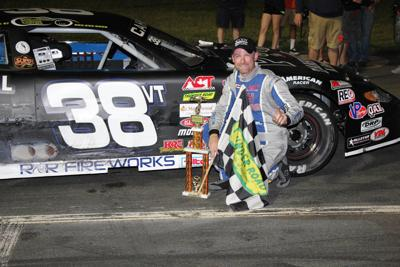 Thunder Road: Cahoon Returns To Victory Lane