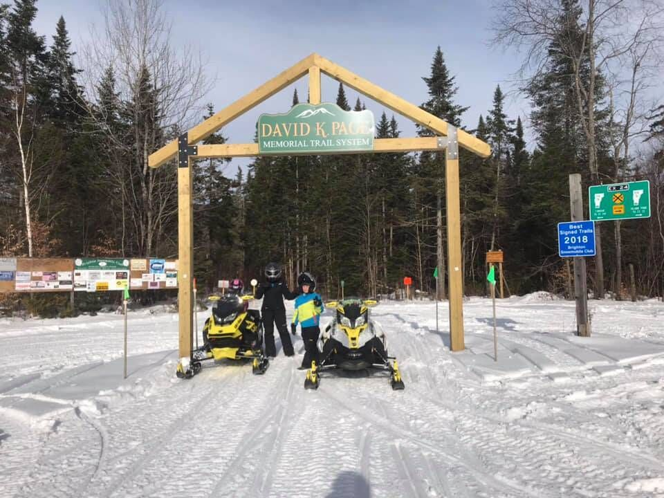 VAST: COVID-19 Restrictions Won't Hinder Snowmobiling