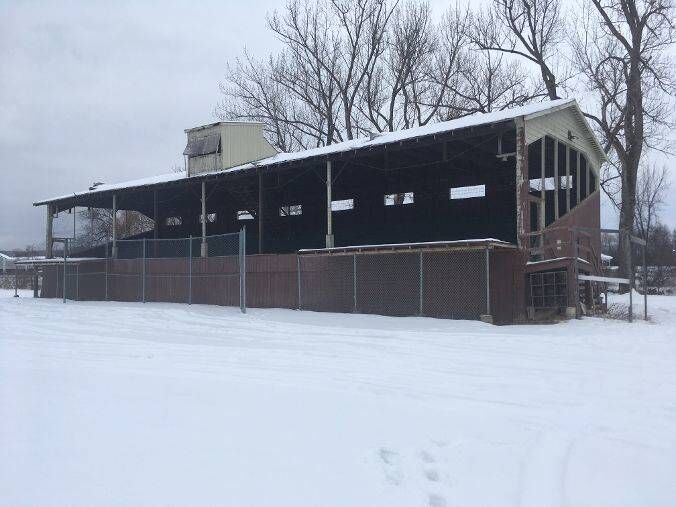 Committee Forms To Try To Save Newport Grandstand