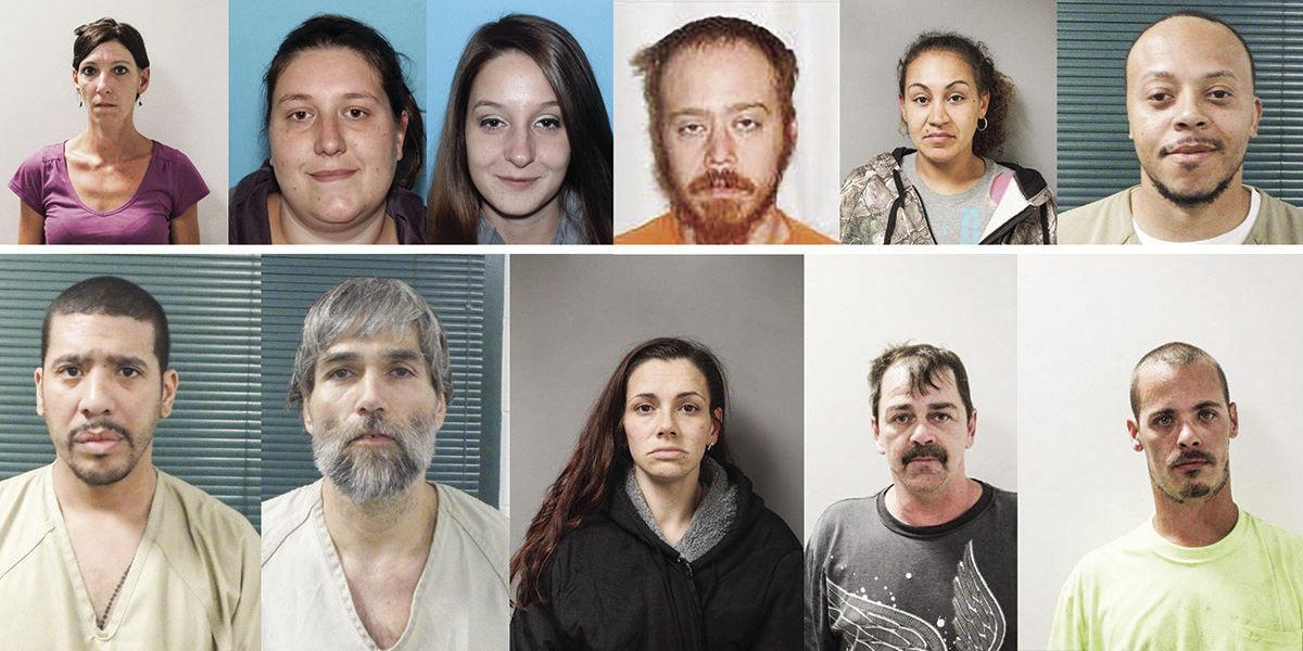 NEK Residents Caught In Statewide Drug Dealer Roundup