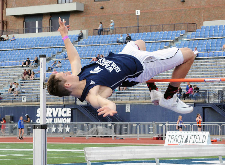 N H  D-III state track: WMR's Ronish, Parker earn titles