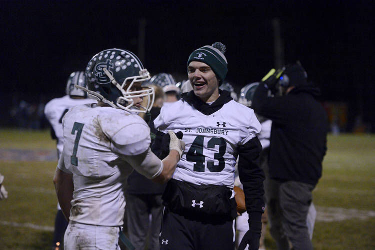 H.S. football: SJA's Renwick Smith honored