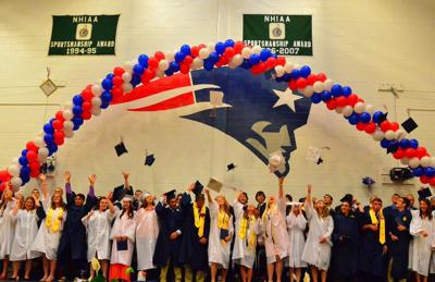 North Country:Two Schools Take Different Paths To High School Graduation