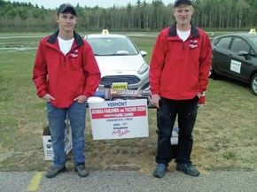 LI students compete in Ford/AAA Student Auto Skills competition in New Hampshire