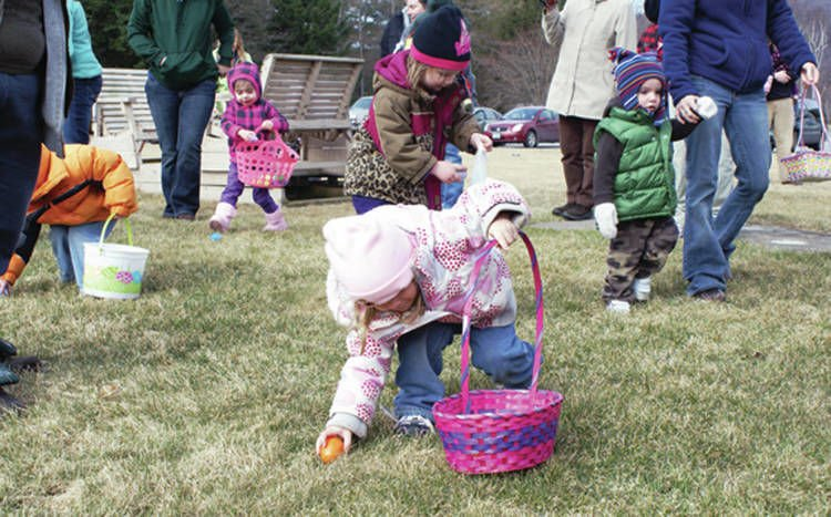 Arts Watch: From Ballet To Egg Hunts