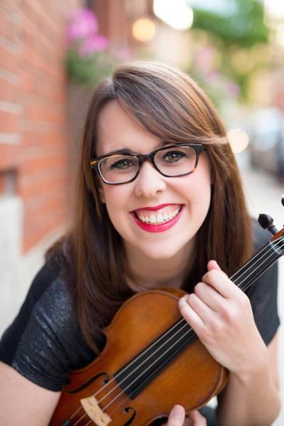 Violinist Gabriela Diaz Joins North Country Chamber Players