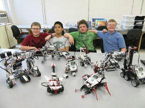Afterschool Robotics at Danville School