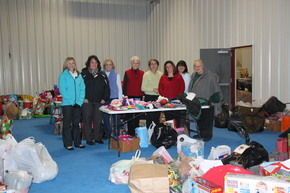 Caring Tree Project Helped Many Families This Year