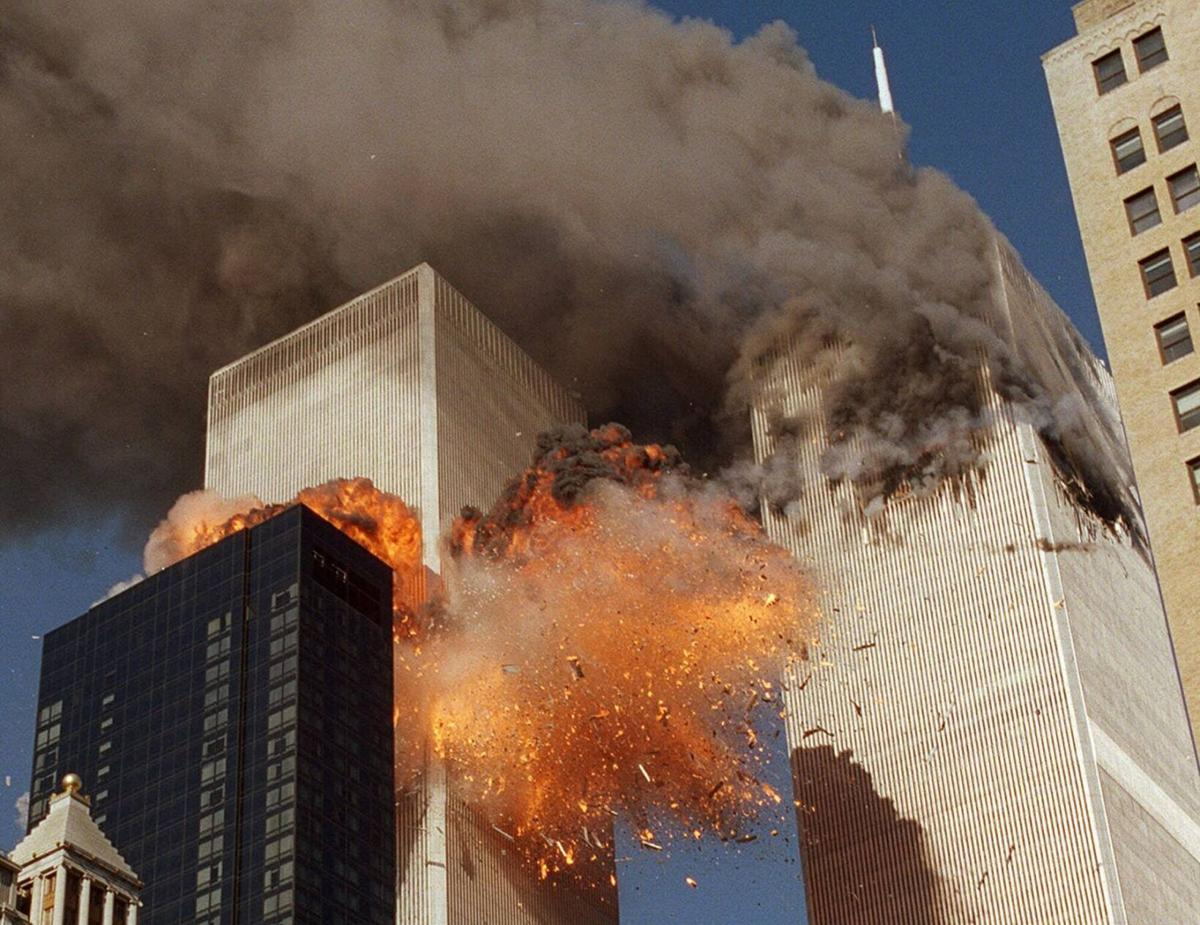 9/11 Survivor Reflects On Life-Altering Experience
