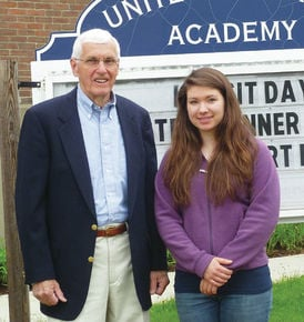 UCA students Mgean Hosford to attend Rotary's World Affairs Seminar
