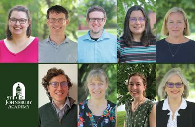 St. Johnsbury Academy Announces Six New Faculty And Three New Staff Members