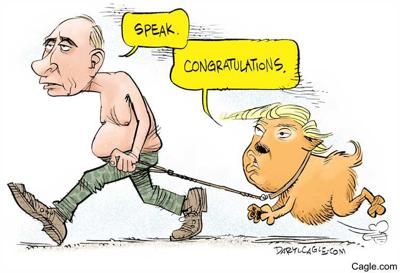 Congratulations, Putin | Columns | caledonianrecord.com