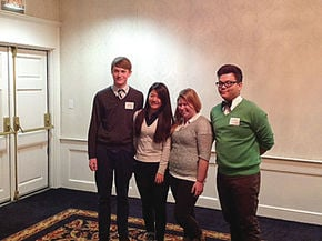 Academy Students Earn First Place In Vermont Entrepreneurship Week Competition