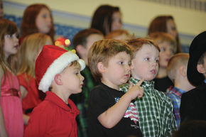 Gilman School holds Holiday Concert