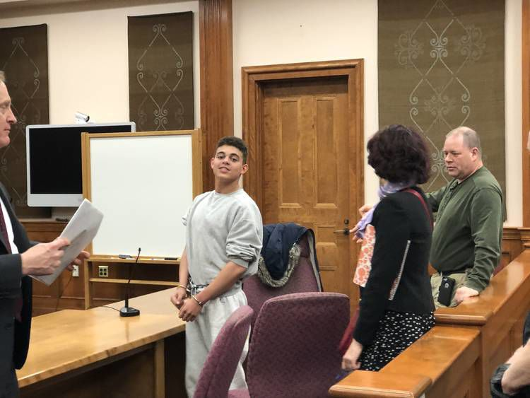 Accused St. J Shooter Found Competent To Stand Trial