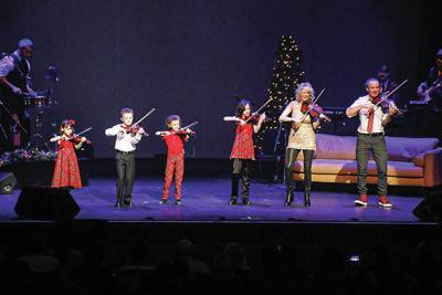 Natalie MacMaster's Celtic Family Christmas, Live December 12