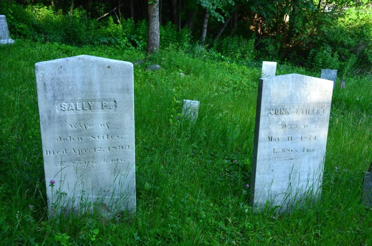 Historic Waterford Cemetery Gets Facelift Thanks To St. J's Anair Memorials And Disabled American Veterans Chapter