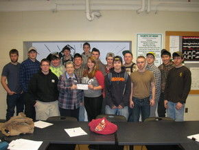 NCCC Students Raise Funds for Green Mountain United Way