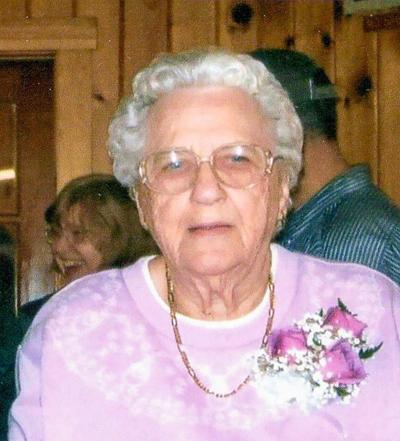 Irma McCoy Aldrich Clough - Obituary