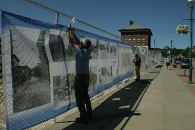Newport City: Former Renaissance Block Banners Are Down
