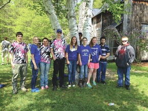 Concord Places 2nd in Forestry at Vermont Envirothon