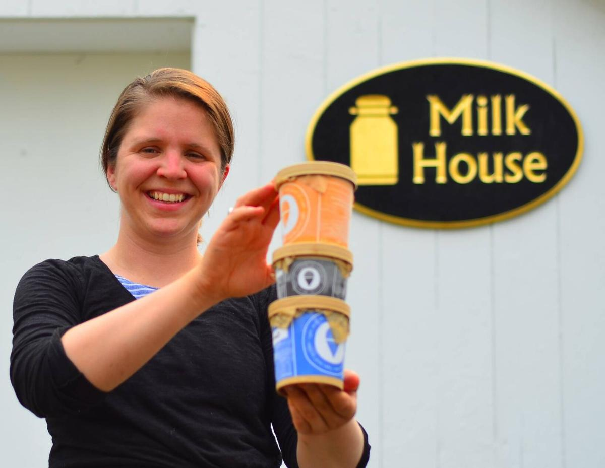 Small & Local Are Key Ingredients To Ice Cream Co. Success