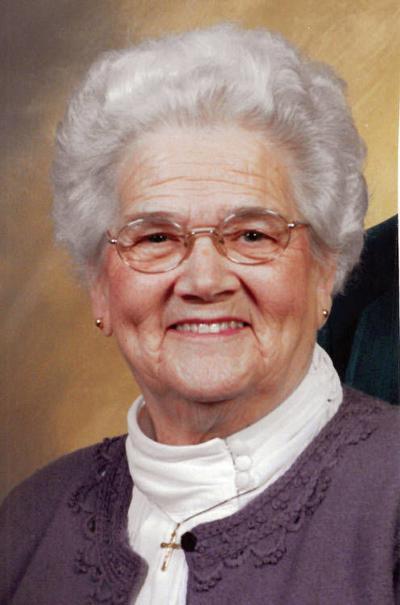Carlene G. (Hovey) (Benoit) Marshall - Obituary