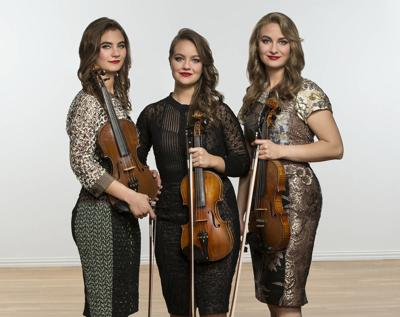 Quebe Sisters At The Colonial Theatre July 20