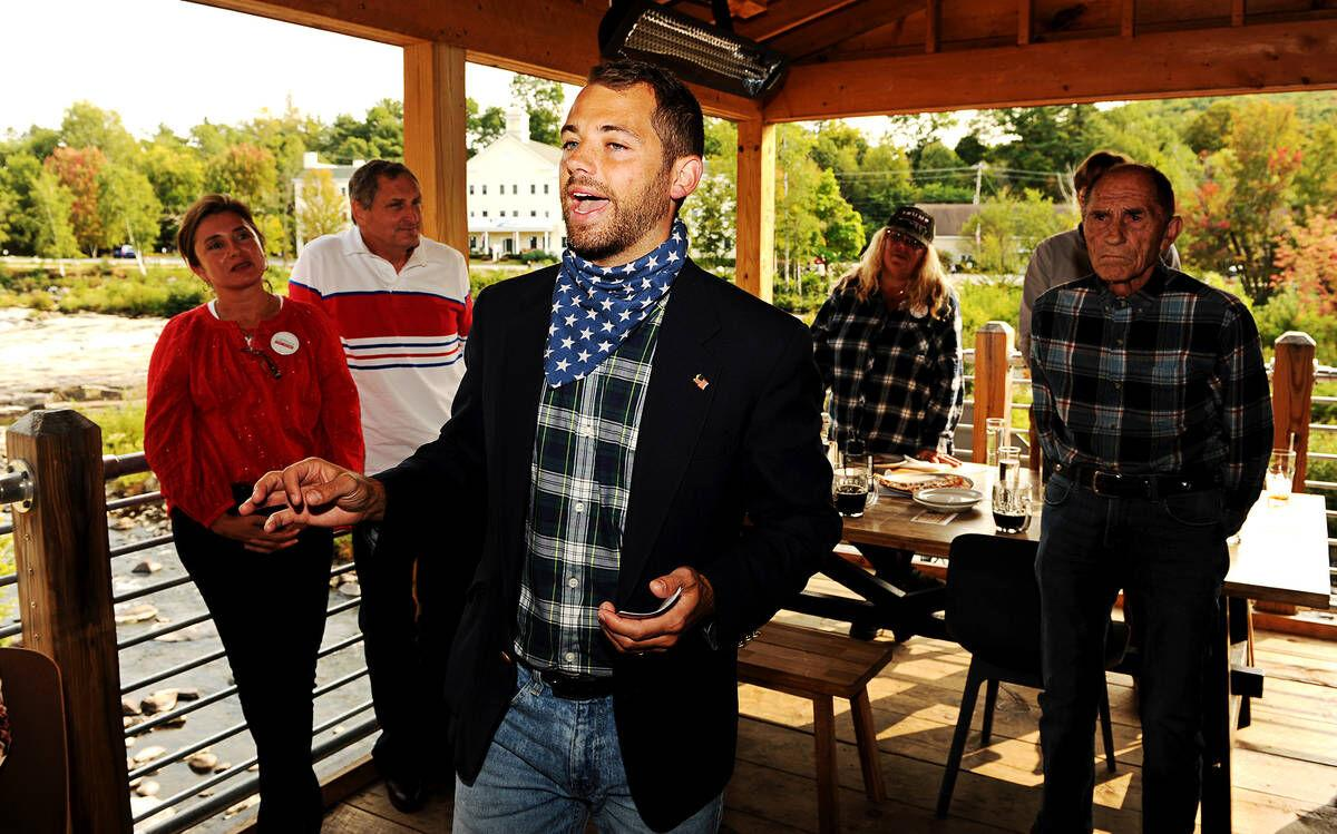 Local, State, National Politics Converge at Littleton MAGA Meetup