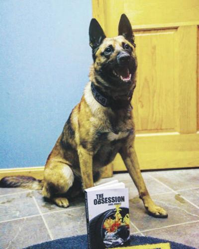 Newport Police Officer, K-9 Ozzy Appear As Characters In Crime Novel