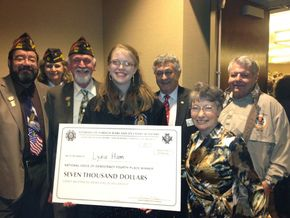 Sheffield Student Wins $7,000 Scholarship In VFW National Essay Contest