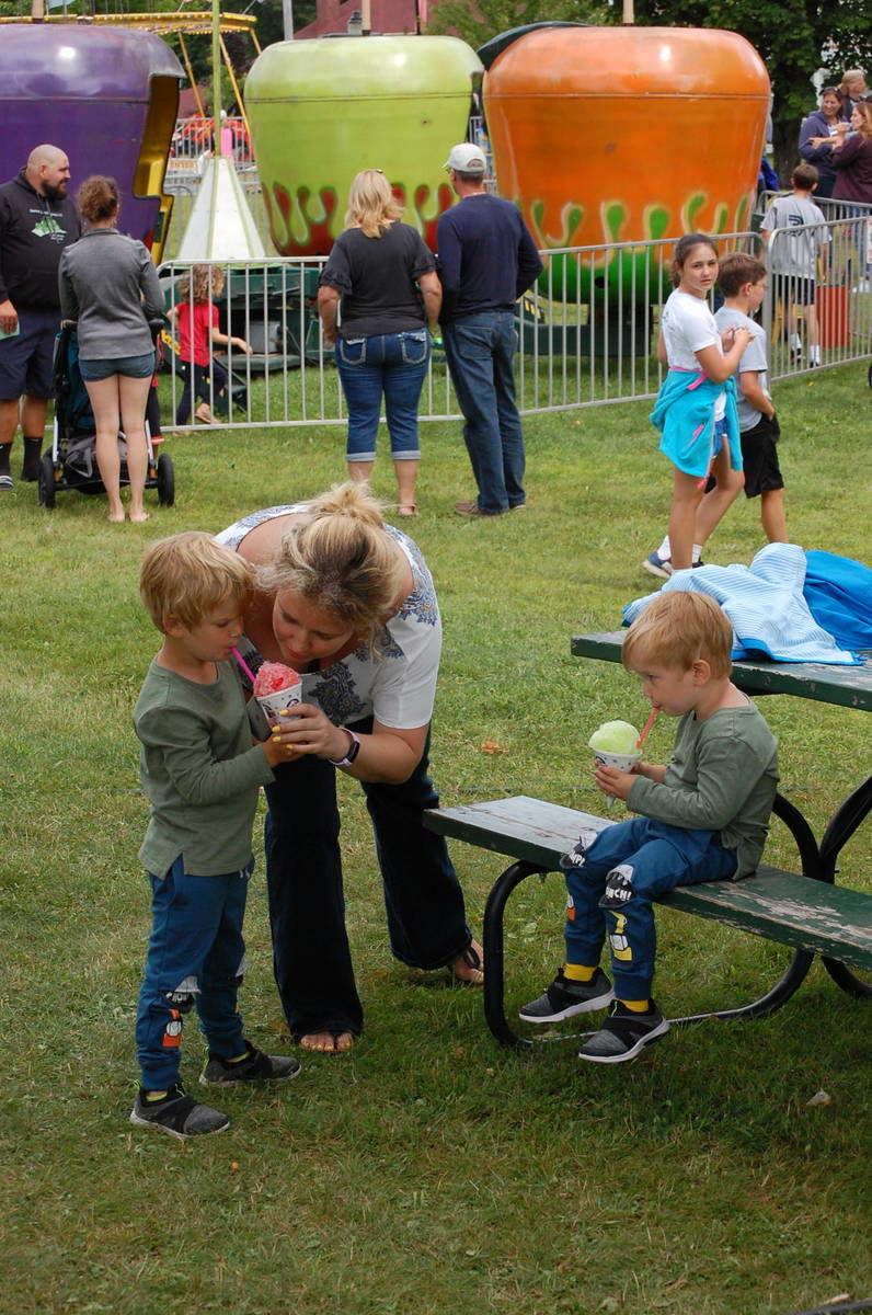 Downpours Don't Dampen Danville Fair For Dedicated Crowds