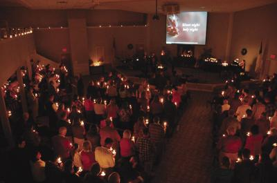 Area Churches Holding Services Celebrating Christmas