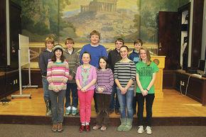 Thaddeus Stevens School holds spelling bee