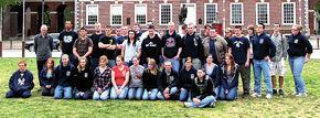 JROTC Cadets Travel To Gettysburg Battlefield