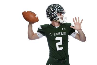 St. Johnsbury Academy's Jake Cady: The Record's 2018 Football Player of the Year