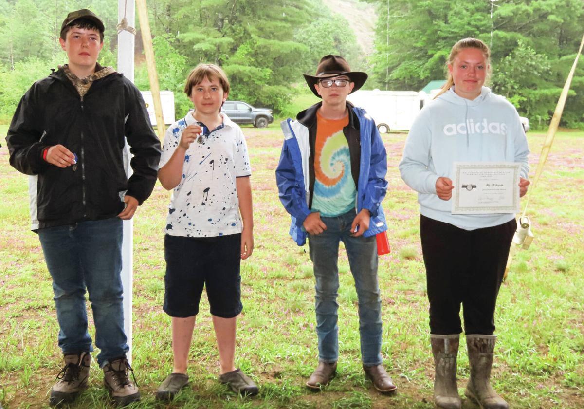 4H Shooting Sports Jamboree Held In St. Johnsbury