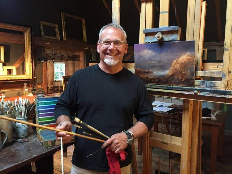 peacham artist rodney reis  participate  frank mason