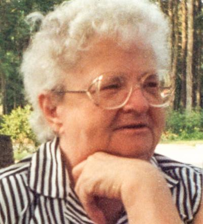 Ms. Fannie (Greer) Goulet - Obituary