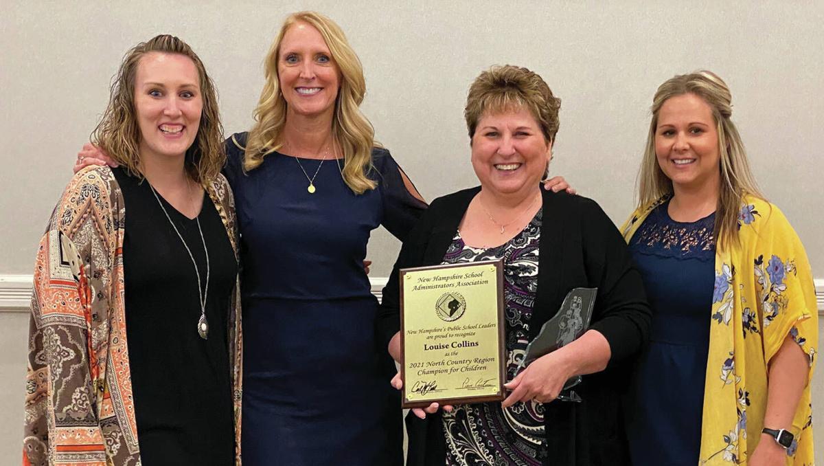 SAU#58 Teachers Selected For Prestigious NHSAA Awards
